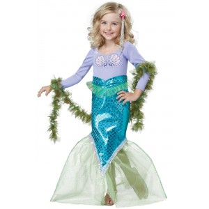Magical Mermaid Toddler