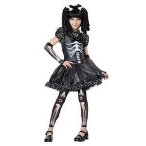 Skeleton Girl