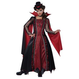 Victorian Vampira Child