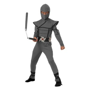Stealth Ninja gray