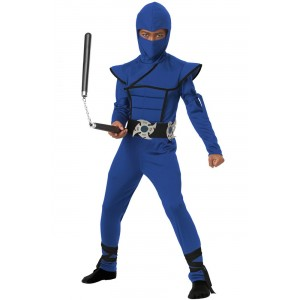 Stealth Ninja blue