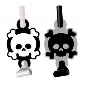 Pirate Themed Party Blowouts