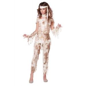 Mysterious Mummy