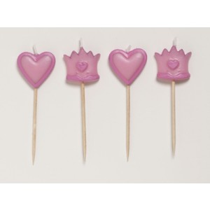 Fairytale Princess Birthday Pick Candles