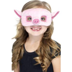 Child Plush Eyemask,Pig