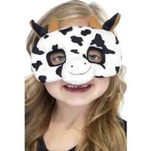 Cow Plush Eyemask