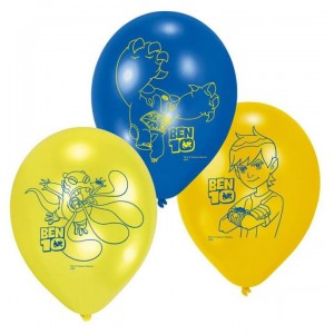 Ben 10  Latex Balloons