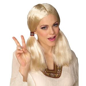 Blonde Hippie Girl
