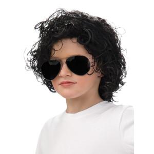 Michael Jackson Child Wig