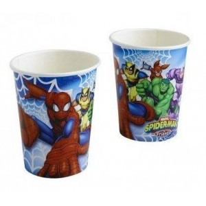 Spiderman & Friends 9 Oz Hot/Cold Cup