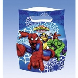 Spiderman & Friends Loot Bags