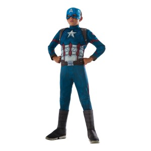 Deluxe Muscle Chest Captain America