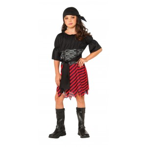 Kids Pirate Girl