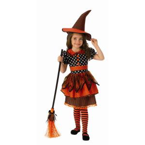Polka Dot Witch