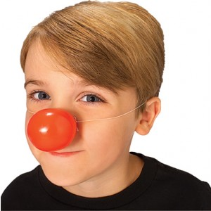 Plastic Clown Nose