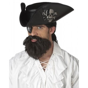 The Captain Beard & Moustache