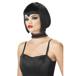 Va Va Vampire Costume Wig