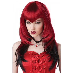 Temptress Costume Wig