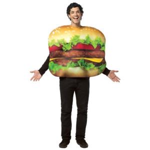 Get Real Cheeseburger