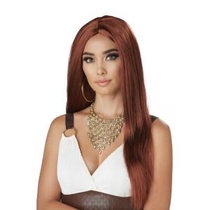 Auburn Demigoddess Adult Wig
