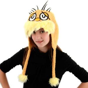 Dr. Seuss Lorax Hoodie Hat