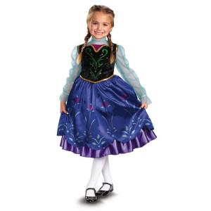 Disney Frozen Deluxe Anna