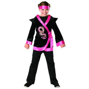 Pink Dragon Ninja
