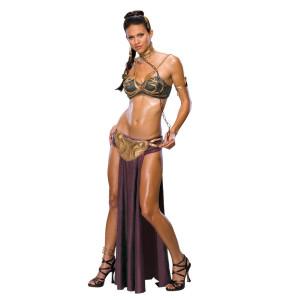 Princess Leia Slave Outfi