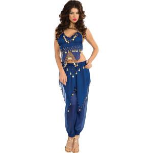 Blue Belly Dancer