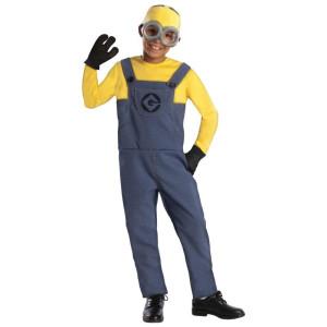 Minion Dave Kids Costume