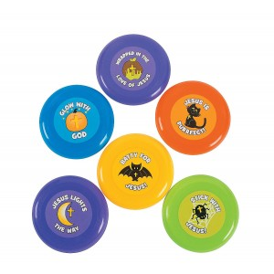 Little Boolievers Mini Flying Disks