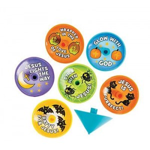 Little Boolievers Mini Spin Tops