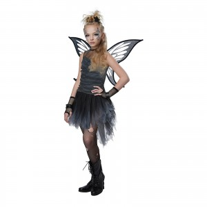 Mystical Fairy Child
