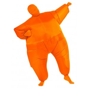 Orange Inflatable