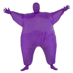 Purple Inflatable