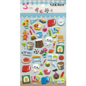 Toy Stickers