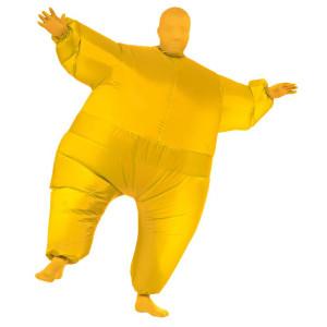Yellow Inflatable