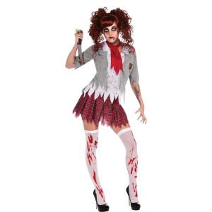 Zombie School Girl