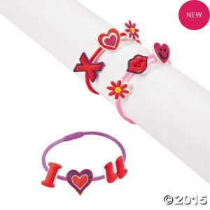 Valentine Charm Bracelets
