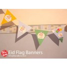 Eid Flag Banners