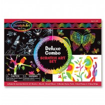 Scratch Art - Deluxe Combo Set