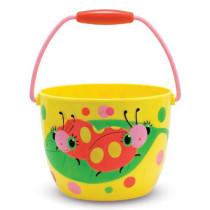 Mollie & Bollie Ladybugs Pail
