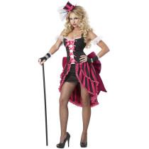 Parisian Showgirl