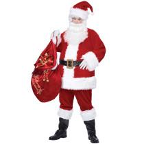 Deluxe Santa Suit Adult