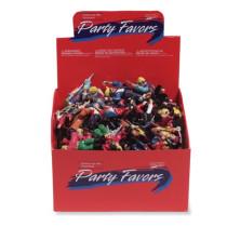 Mini Plastic Toy Pirate Figures