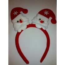 Light-up Santa Claus Headband