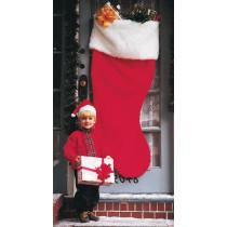 Jumbo Regal Christmas Stocking