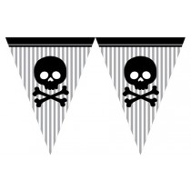 Pirate Parrty! Flag Banner