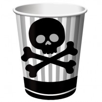 Pirate Parrty 9 oz Hot/Cold Cup