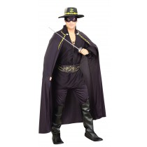 Adult Zorro Accessory Set